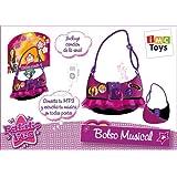 IMC TOYS 662708 - Patito Feo Bolso Con Altavoz