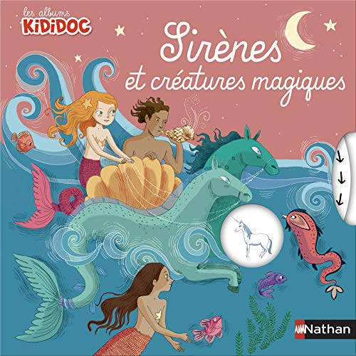 Sirènes et créatures magiques - Livre Pop-up - Dès 4 ans