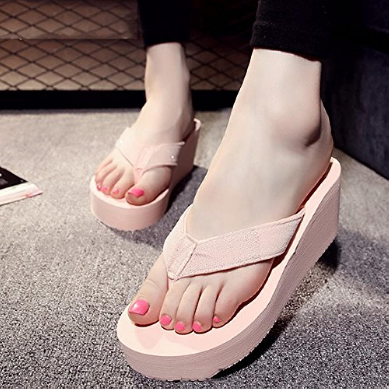 Cómodo Zapatillas antideslizantes de la tabla impermeable Sandalias del estudiante (3 colores opcionales) (tamaño...