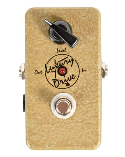 T REX GRISTLE LUXURY DRIVE OVER DRIVE BOOST GUITAR EFFECTS PEDAL