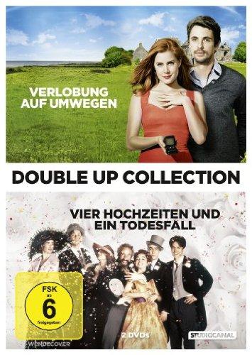 Double Up Collection: Verlobung auf Umwegen / Vier Hochzeiten und ein Todesfall [2 DVDs]