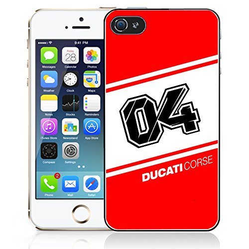 Custodia Case iPhone 5/5S Andrea Dovizioso - Ducati