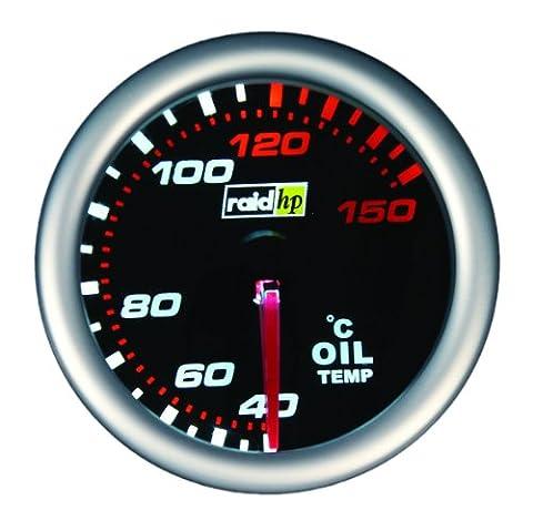 Raid HP Night Flight 660242 Oil Temperature