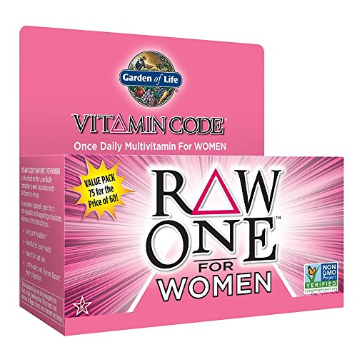 Garden of Life Raw One for Women für Veganer