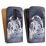 DeinDesign LG G2 Mini Tasche Hülle Flip Case R2d2 Star Wars Fanartikel Merchandise