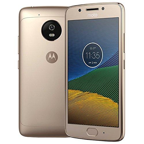 Lenovo 773164 Moto G5 Smartphone 16GB Kamera 13MP Brand Tim Android 7.0 (Nougat) Fine Gold