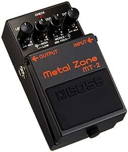 MT-2Pédale effet métal Zone Boss MT-2-