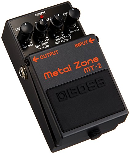 MT-2 - PEDAL EFECTO METAL ZONE BOSS MT-2 -