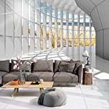murando - Fototapete 300x210 cm - Vlies Tapete - Moderne Wanddeko - Design Tapete - Wandtapete - Wand Dekoration - Architektur Landschaft Meer c-C-0020-a-a