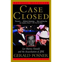 Case Closed[ CASE CLOSED ] by Posner, Gerald (Author ) on Sep-09-2003 Paperback
