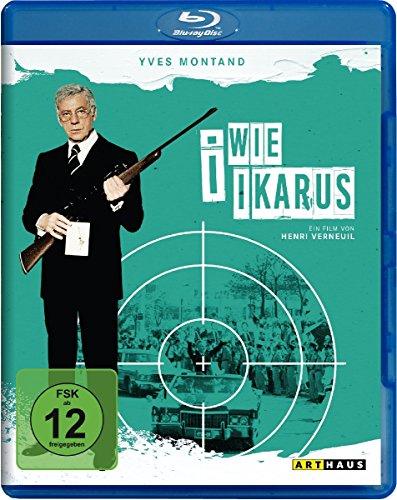 Bild von I wie Ikarus [Blu-ray]