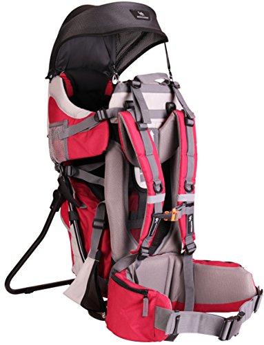 Kindertrage | Wandern | Reise | Tragerucksack | Kinderkraxe | Babytragerucksack | Rückentrage | Baby-Carrier | Koala