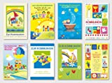 50 Grußkarten zur Kommunion Wünsche Klappkarten mit Umschlägen 120-3014