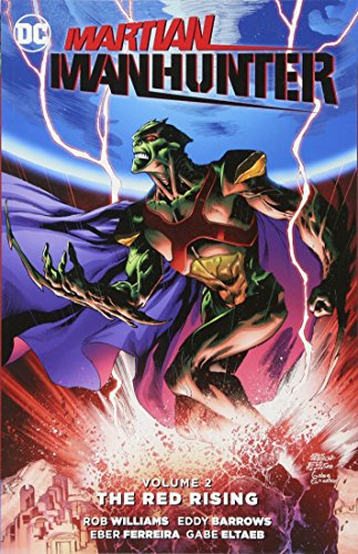 Martian Manhunter TP Vol 2 Cover Image