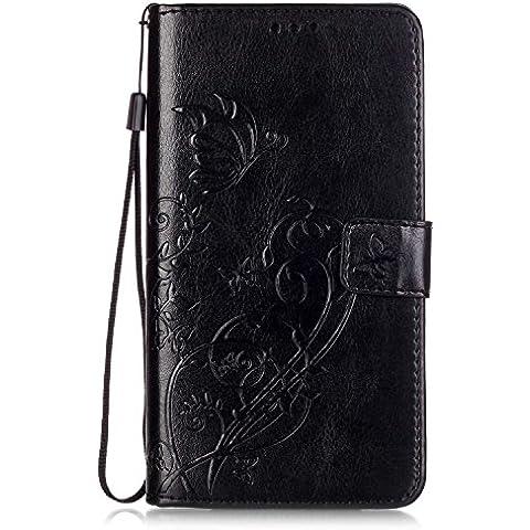 Leather Case Cover Custodia per Samsung galaxy