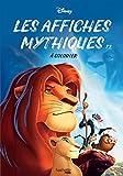 Les affiches mythiques Disney Tome 2