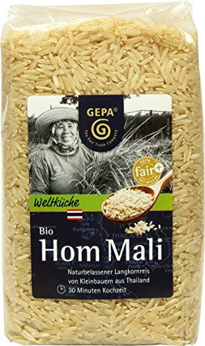 Gepa - Bio Hom Mali naturbelassener Langkornreis - 500g