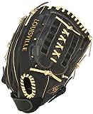 Louisville Slugger DYN1300 Men's Baseball Glove - Black - Best Reviews Guide