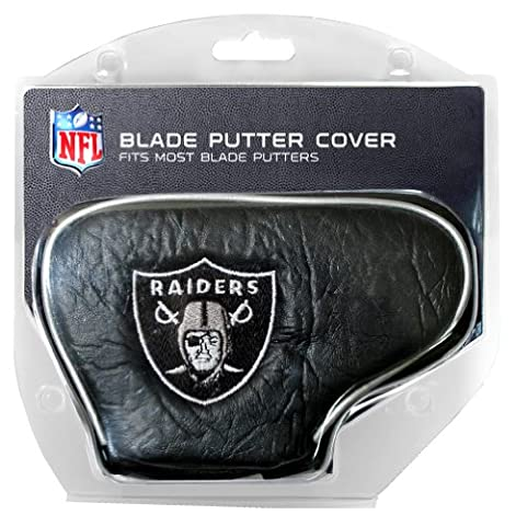 NFL Oakland Raiders Blade Putter Cover