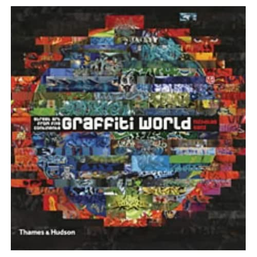Graffiti World: Street Art from Five Continents (Street Graphics / Street Art) by Nicholas Ganz (2004-10-18)