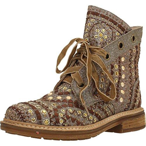 Alma en Pena Bottines - Boots, Couleur Marron, Marque, Modã¨Le Bottines - Boots V18127 Marron