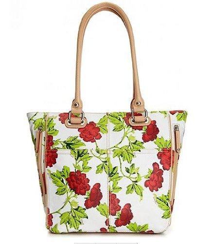 tignanello-sac-femme-multicolore-red-roses-taille-unique
