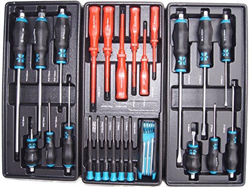 Werkstattwagen Werkzeugwagen Werkzeugkiste Werkzeugschrank XXL 7 Schubladen - 4