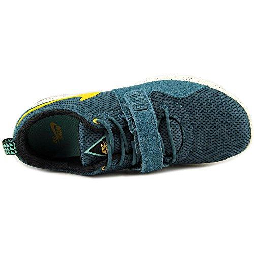 Nike, Wmns Capri Ii, Sneaker, Donna night factor/varsity maiz