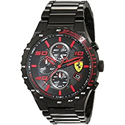 Reloj Scuderia Ferrari para Hombre 830361