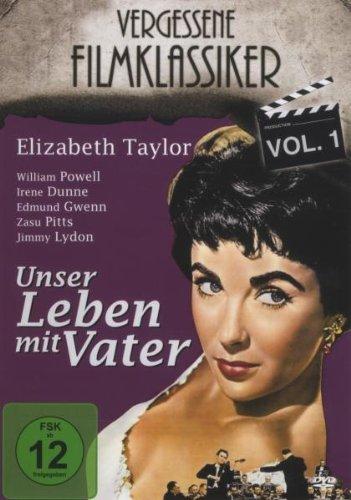Unser Leben mit Vater -Vergessene Filmklassiker Vol. 1