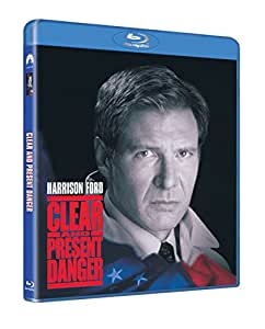 The Jack Ryan Film Series: Clear and Present Danger (Region Free + Fully Packaged Import)