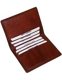 Style98™ Leather ATM Credit Card Holder Wallet for Boys,Girls,Men & Women