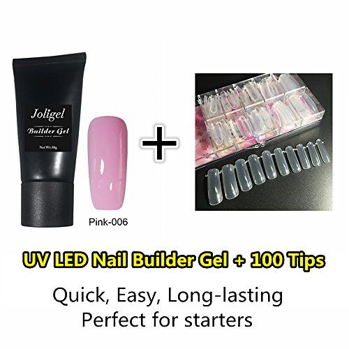 Joligel 30ML Gel Constructor Uñas Acrílicas UV LED