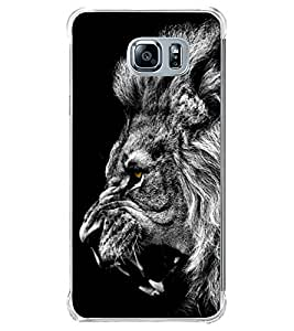Lion 2D Hard Polycarbonate Designer Back Case Cover for Samsung Galaxy Note5 :: Samsung Galaxy Note5 N920G :: Samsung Galaxy Note5 N920T N920A N920I