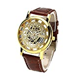 Codice Analogue Gold Dial Men's Watch -T...