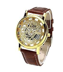 Codice Analogue Gold Dial Men's Watch -TRNS4-BRN927