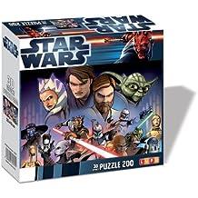 Lupu - Puzzle 3D Star Wars de 200 piezas (2.75x0.6 cm) (2070)