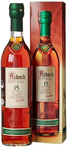 Asbach Spezialbrand 15 Jahre gereift in Geschenkpackung (1 x 0.7 l)