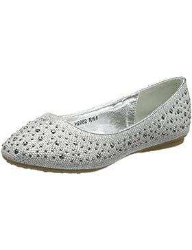 Spot On H2282 - Zapatillas de ballet Niñas