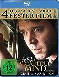A beautiful Mind - Genie und Wahnsinn [Blu-ray] -