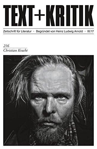 Christian Kracht (TEXT+KRITIK)