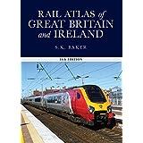 Rail Atlas of Great Britain and Ireland,