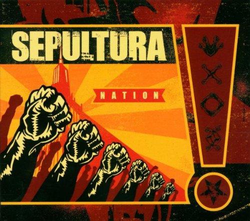 Sepultura: Nation (Digipack) (Audio CD)