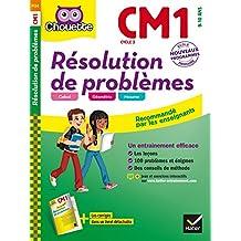 Résolution de problèmes CM1 - Nouveau programme 2016