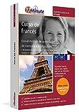 Curso de francés para principiantes (A1/A2): Software compatible con Windows y Linux. Aprende francés con el método de aprendizaje de memoria a largo plazo