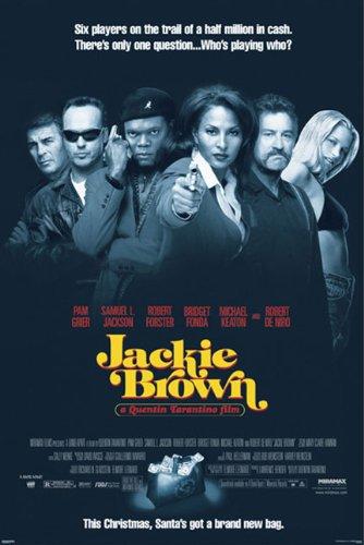 Jackie Brown Movie Poster Art Print Poster