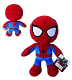 Spiderman 30cm Supersoft Muñeco Peluche Original Pelicula Comic...