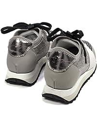 LOLA CRUZ - Zapatillas para mujer gris gris