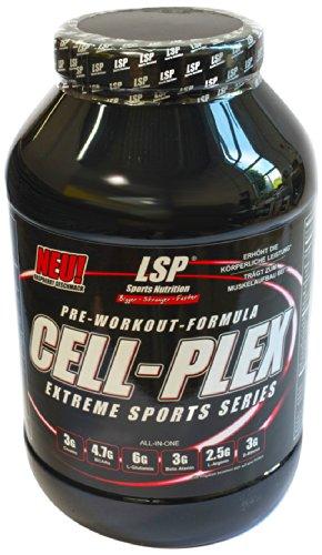 LSP Cell Plex Raspberry, 1er Pack (1 x 2.52 kg)