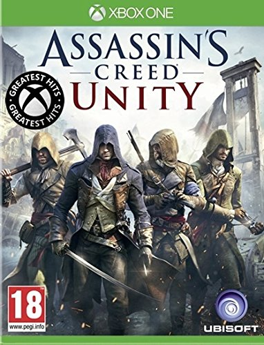Assassin's Creed Unity Greatest Hits – XBOX ONE – PREOWNED 51iirh3JweL